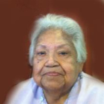 Mrs. LUPE CISNEROS PEREZ