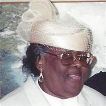 Mrs. Altha Williams
