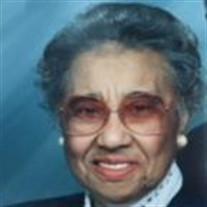 Mrs.  Vivian Pettiford McLaughlin