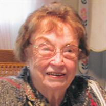 Mrs. Myrtle Hollingsworth