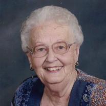 Doris Elaine Troudt Weber,