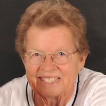 Barbara J McGinn
