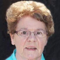 Barbara F. Fleckenstein (Folan), (Green)