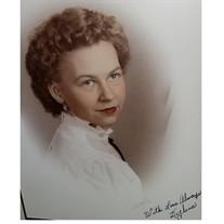 Mrs. Sylvia Ione Johnson Beaulieu