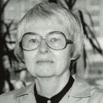 Marion Leona Parkinson