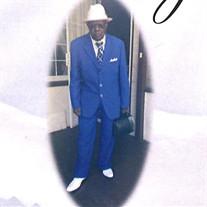 Mr. Frezel Edward Johnson