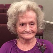 Bertha Faye Gladwin Franks
