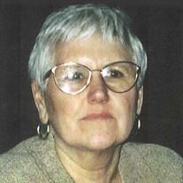 Constance J Burton