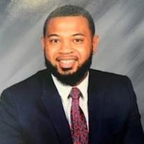 Mr.  Jermaine Van Troy Mitchell