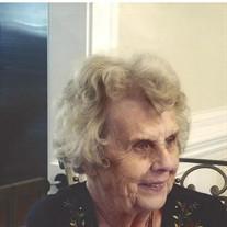Mrs Joan A. Morgan