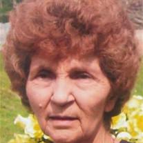 Mrs. Helen May Woods Fey