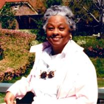 Faustina  Mae Carter