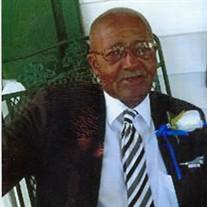 Reverend Robert Bland