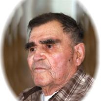 Lasaro Manuel Sambrano