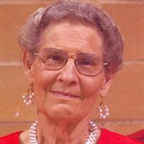 Mrs. Weyma Jim Sanders