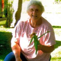 Joan Margaret Hanford