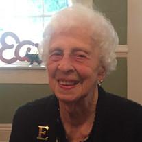 Mrs. Elnor [Ellie] M. Wiese