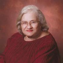 Martha Lee (Glidewell) Robbins