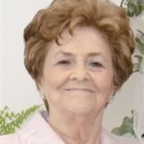 Mrs. Betty Glass Kelley