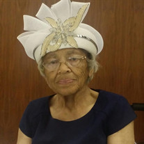 Mrs. Deloris Simon Thornton Texada