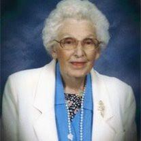 Pansy Mary Scott