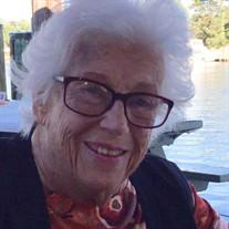 Mrs. Elizabeth Eastment Guthrie