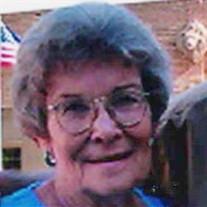 Ruth Ann Wragge
