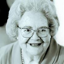 Grace Sanderford Mitchell