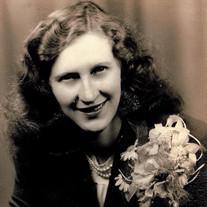 Alma Thompson Crawford