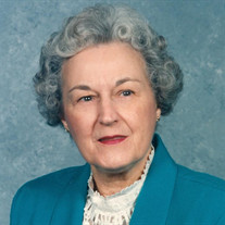 Rose Mary McDowell Graves