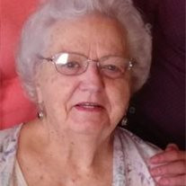 Marjorie LaVerne Cagle