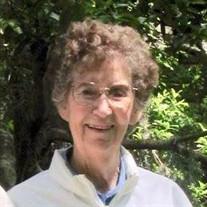 Margaret Louise Musselman
