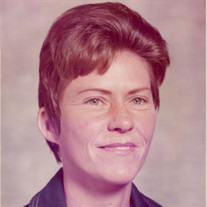 "Mrs. Dorothy Myrle ""Dot"" Dillman"