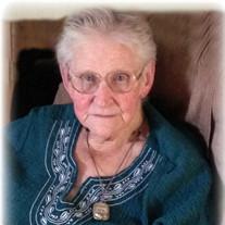 Dorothy Gladys Mathews