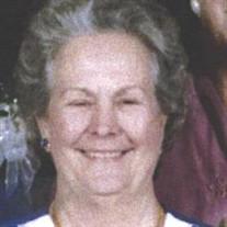 Mrs. Carolyn Threatt Raffaldt