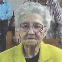 Bessie C. Dozier