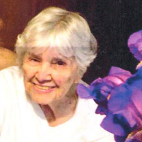 Gladys Hortense Boroughs