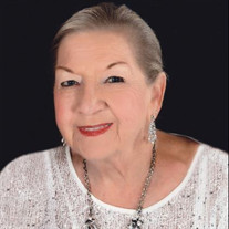 Pansy Lou Harp Solberg