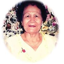 Modesta Dela Cruz Domingo