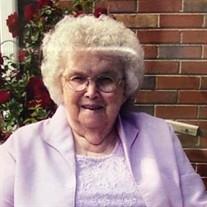 Flora  Mae Groves