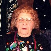 Eliza Blanche May