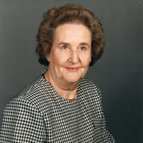 Annie Faye Meteer