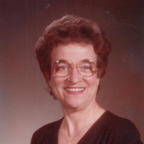Frances Bernice Broaders