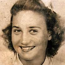 Fannie Bell Ledford