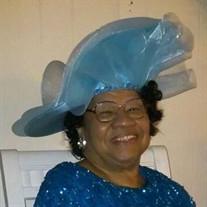 Pastor Grace Davis Hinton