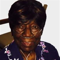 Mrs. Hattie Florence Miles,