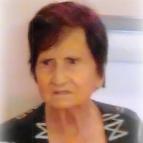 Mrs. Bobbie Hawkins, age 86 of Pocahontas, Tennessee