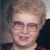 """Lucile Mae """"Lucy"""" Burkart"""