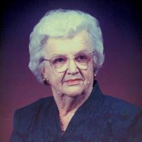 Annie Mae Hughes Hodnett