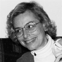 Mrs. Carol Ann Coleman Carter